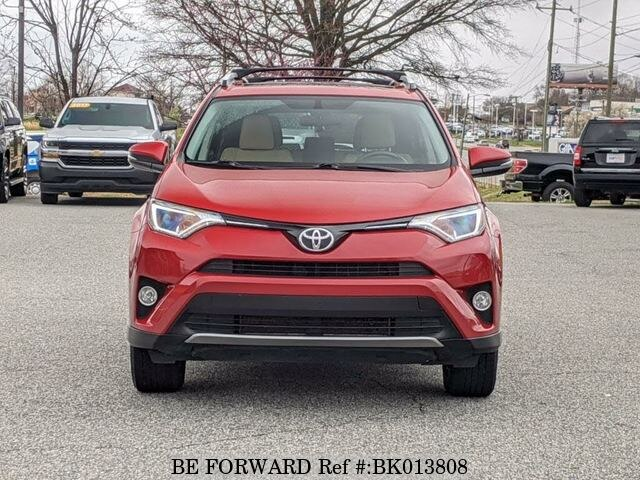 Used 2016 TOYOTA RAV4 BK013808 for Sale