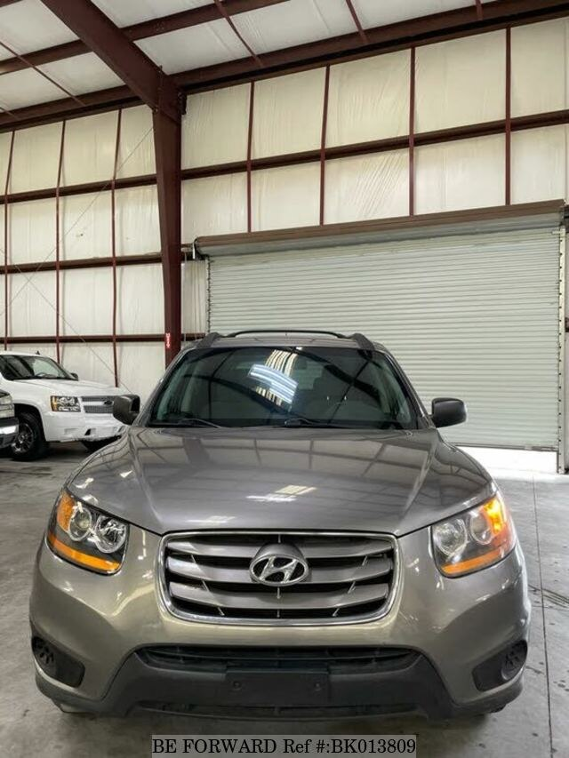 Used 2011 HYUNDAI SANTA FE BK013809 for Sale