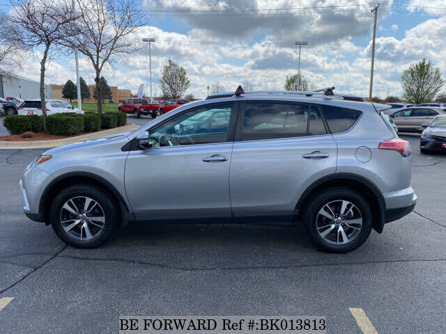 Used 2016 TOYOTA RAV4 BK013813 for Sale