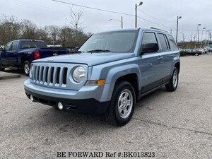 Used 2014 JEEP PATRIOT BK013823 for Sale