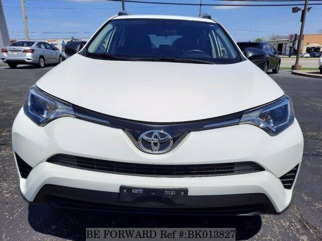 Used 2016 TOYOTA RAV4 BK013827 for Sale