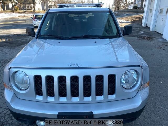 Used 2012 JEEP PATRIOT BK013839 for Sale