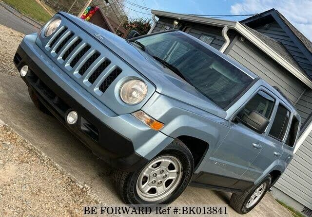Used 2013 JEEP PATRIOT BK013841 for Sale