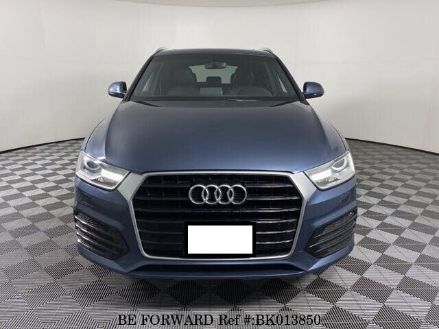 Used 2018 AUDI Q3 BK013850 for Sale