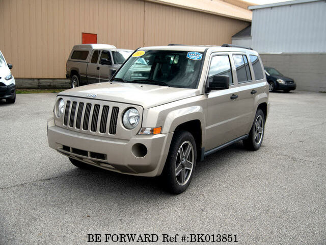 Used 2009 JEEP PATRIOT BK013851 for Sale