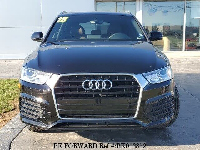 Used 2018 AUDI Q3 BK013852 for Sale