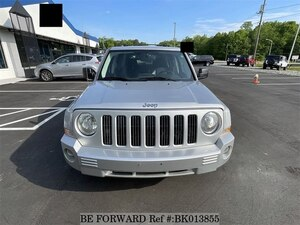 Used 2008 JEEP PATRIOT BK013855 for Sale