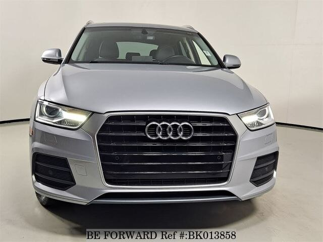 Used 2017 AUDI Q3 BK013858 for Sale
