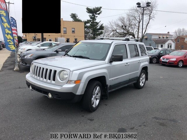 Used 2011 JEEP PATRIOT BK013862 for Sale