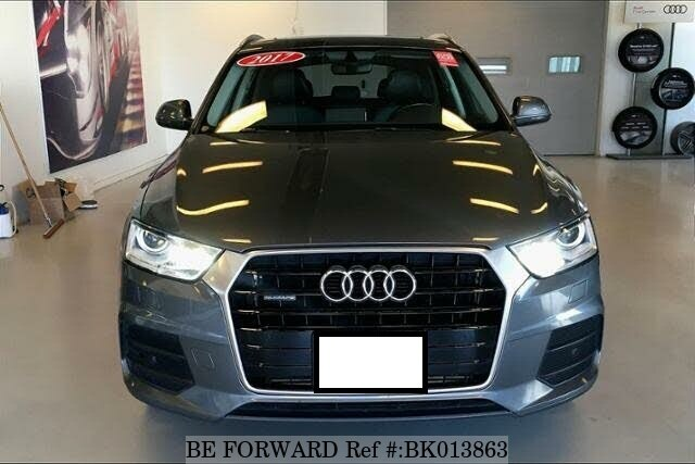 Used 2017 AUDI Q3 BK013863 for Sale