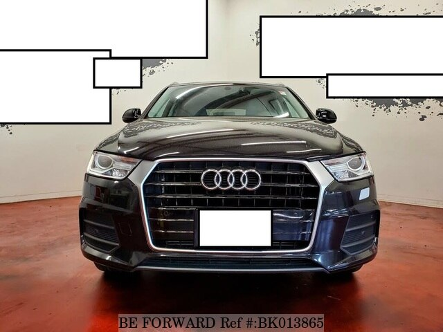 Used 2017 AUDI Q3 BK013865 for Sale