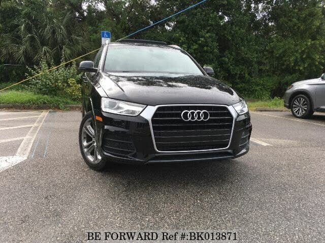 Used 2017 AUDI Q3 BK013871 for Sale