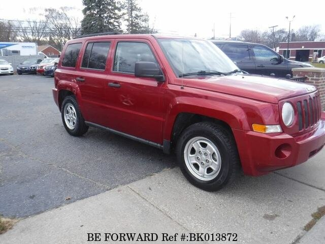 Used 2009 JEEP PATRIOT BK013872 for Sale