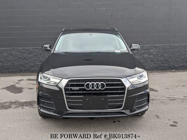 Used 2017 AUDI Q3 BK013874 for Sale