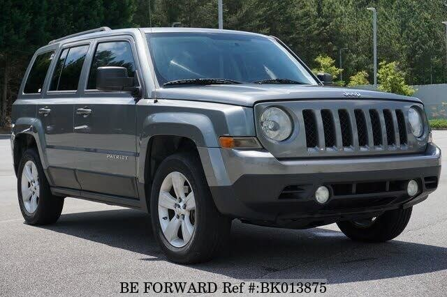 Used 2012 JEEP PATRIOT BK013875 for Sale