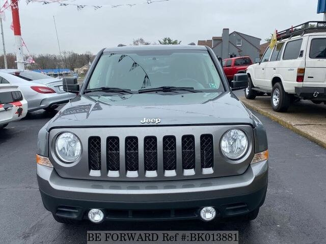 Used 2012 JEEP PATRIOT BK013881 for Sale