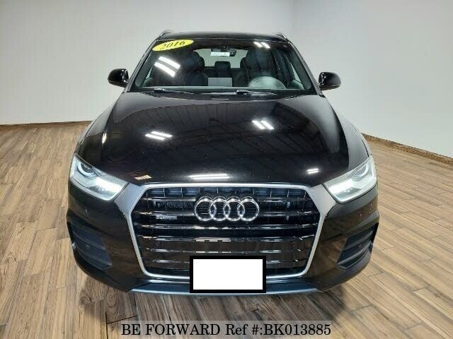 Used 2016 AUDI Q3 BK013885 for Sale