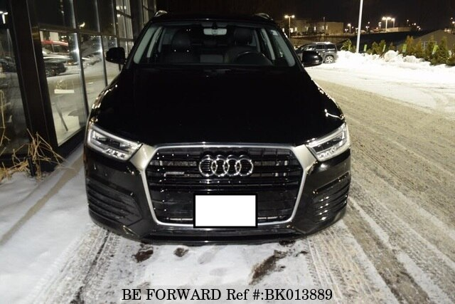 Used 2016 AUDI Q3 BK013889 for Sale