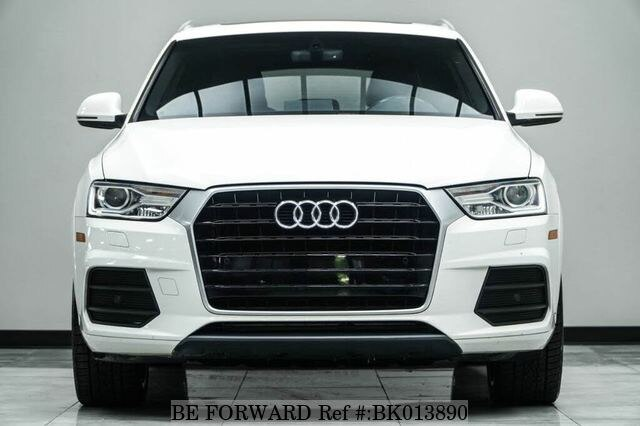 Used 2016 AUDI Q3 BK013890 for Sale
