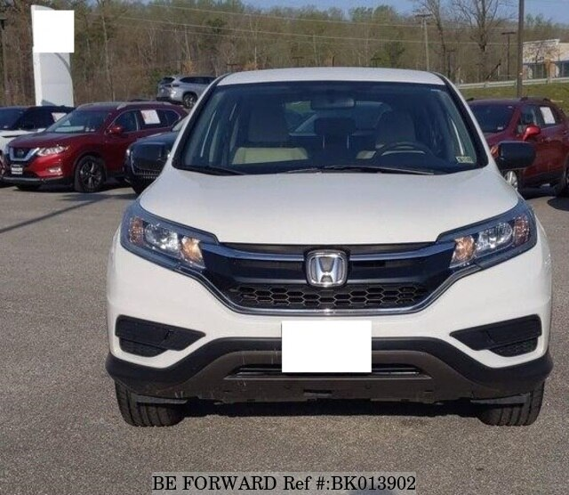 Used 2015 HONDA CR-V BK013902 for Sale