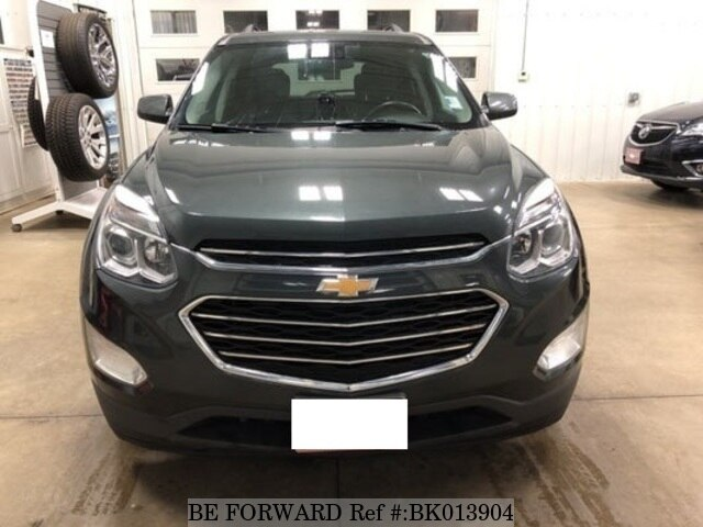 Used 2017 CHEVROLET EQUINOX BK013904 for Sale