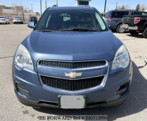 Used 2012 CHEVROLET EQUINOX BK013905 for Sale