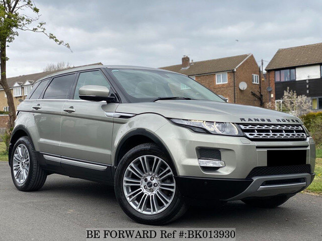 Used 2011 LAND ROVER RANGE ROVER EVOQUE BK013930 for Sale