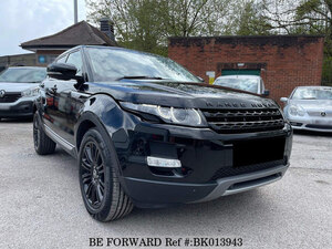 Used 2012 LAND ROVER RANGE ROVER EVOQUE BK013943 for Sale