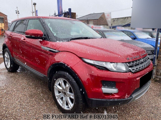 Used 2012 LAND ROVER RANGE ROVER EVOQUE BK013945 for Sale