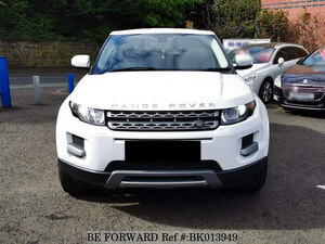Used 2012 LAND ROVER RANGE ROVER EVOQUE BK013949 for Sale