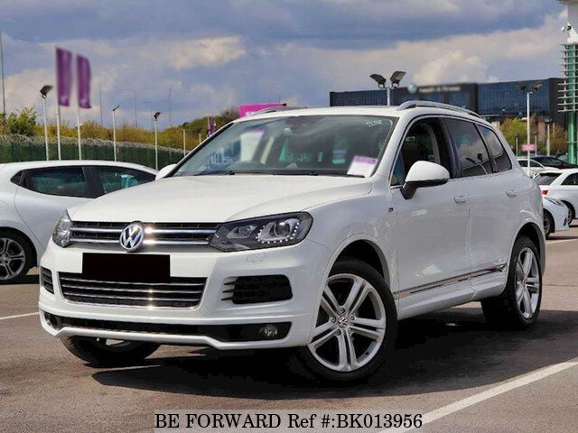 Used 2014 VOLKSWAGEN TOUAREG BK013956 for Sale