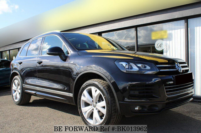 Used 2014 VOLKSWAGEN TOUAREG BK013962 for Sale