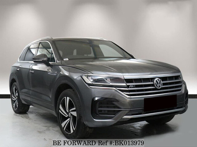 Used 2018 VOLKSWAGEN TOUAREG BK013979 for Sale