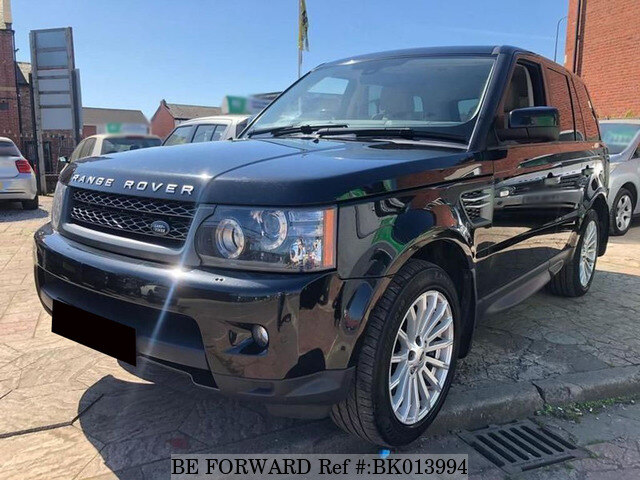 Used 2010 LAND ROVER RANGE ROVER SPORT BK013994 for Sale