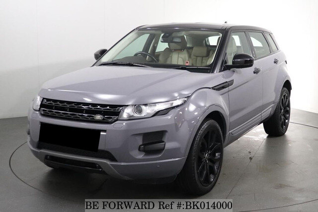 Used 2014 LAND ROVER RANGE ROVER EVOQUE BK014000 for Sale