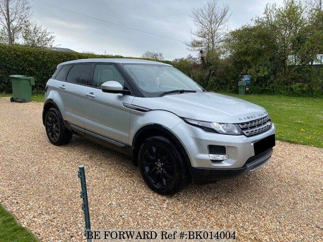Used 2014 LAND ROVER RANGE ROVER EVOQUE BK014004 for Sale