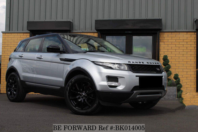 Used 2014 LAND ROVER RANGE ROVER EVOQUE BK014005 for Sale