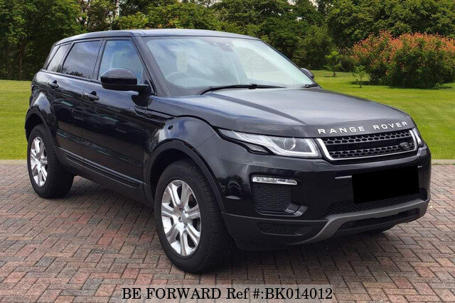 Used 2018 LAND ROVER RANGE ROVER EVOQUE BK014012 for Sale