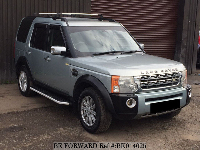Used 2006 LAND ROVER DISCOVERY 3 BK014025 for Sale