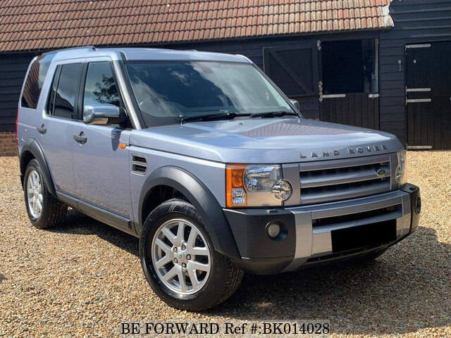 Used 2008 LAND ROVER DISCOVERY 3 BK014028 for Sale