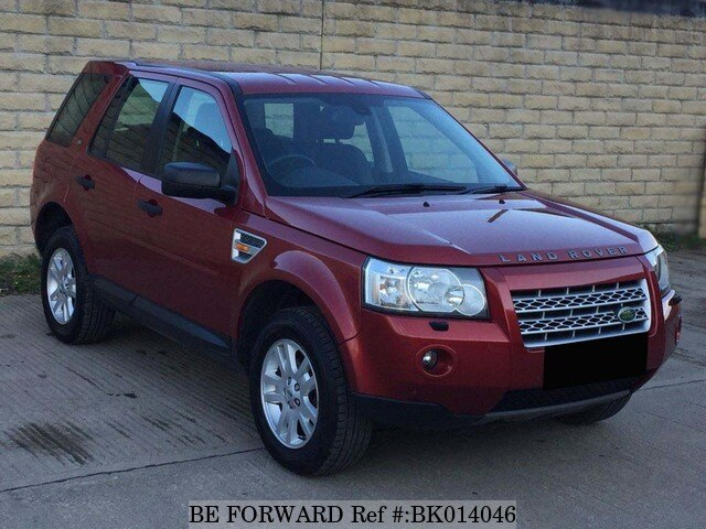 Used 2007 LAND ROVER FREELANDER 2 BK014046 for Sale