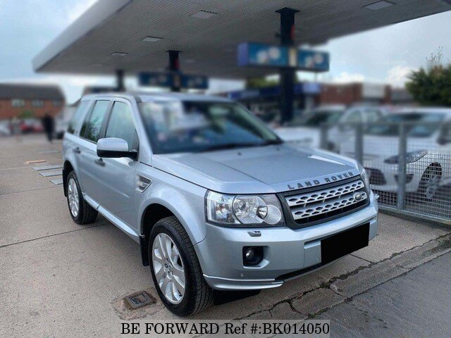 Used 2011 LAND ROVER FREELANDER 2 BK014050 for Sale