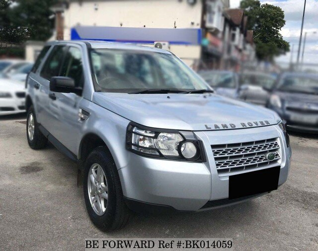 Used 2009 LAND ROVER FREELANDER 2 BK014059 for Sale