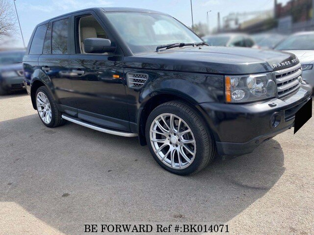 Used 2008 LAND ROVER RANGE ROVER SPORT BK014071 for Sale