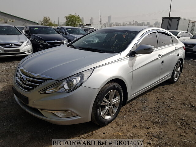 Used 2014 HYUNDAI YF SONATA BK014077 for Sale