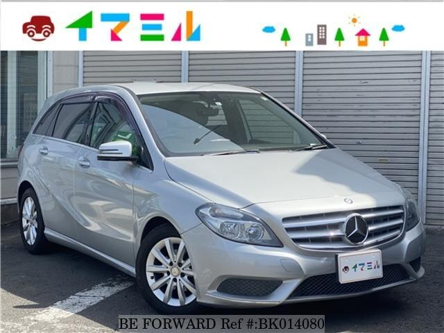 Used 2013 MERCEDES-BENZ B-CLASS BK014080 for Sale
