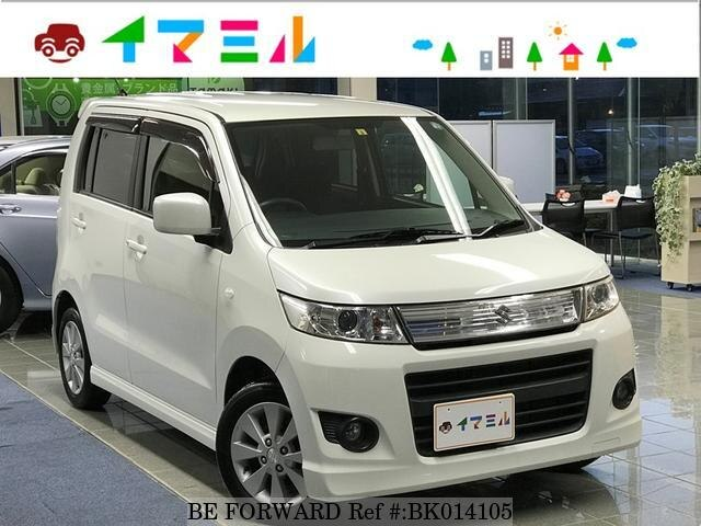 Used 2012 SUZUKI WAGON R BK014105 for Sale