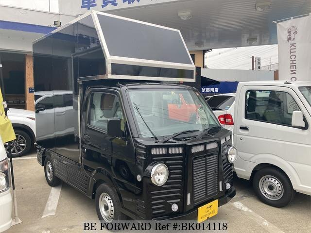Used 2019 SUZUKI CARRY TRUCK BK014118 for Sale