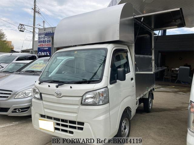Used 2016 DAIHATSU HIJET TRUCK BK014119 for Sale