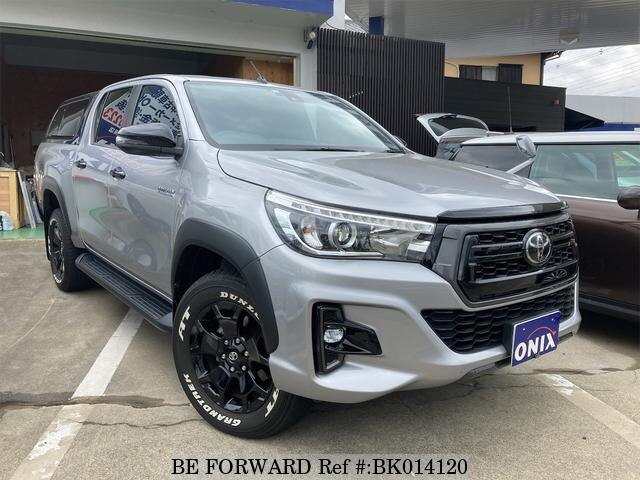 Used 2019 TOYOTA HILUX BK014120 for Sale